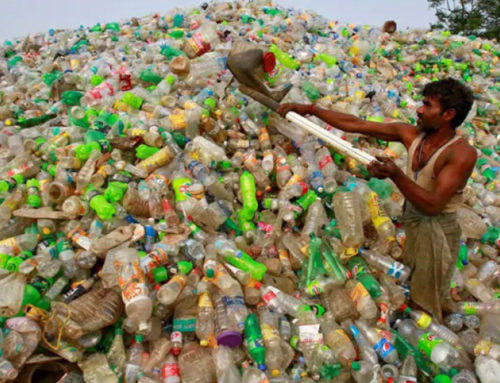 India Produces 25,000 Tonnes Plastic Waste Daily